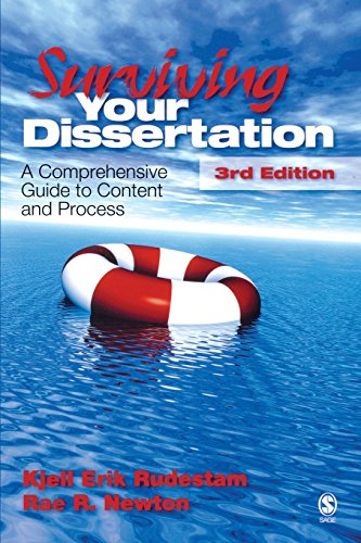 9781412916790: Surviving Your Dissertation: A Comprehensive Guide to Content and Process