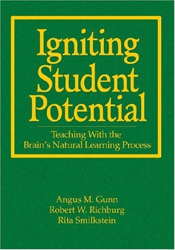 9781412917056: Igniting Student Potential: Teaching With the Brain′s Natural Learning Process