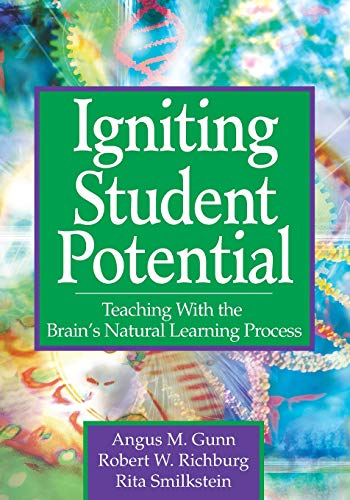 9781412917063: Igniting Student Potential: Teaching With the Brain′s Natural Learning Process