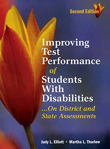 9781412917278: Improving Test Performance of Students With Disabilities...On District and State Assessments