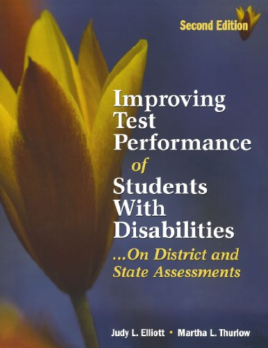 9781412917285: Improving Test Performance of Students With Disabilities...On District and State Assessments