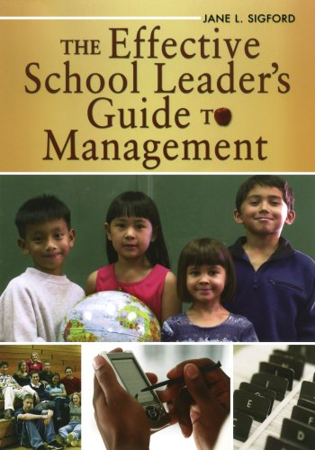 9781412917599: The Effective School Leader′s Guide to Management