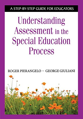 9781412917919: Understanding Assessment in the Special Education Process: A Step-by-Step Guide for Educators