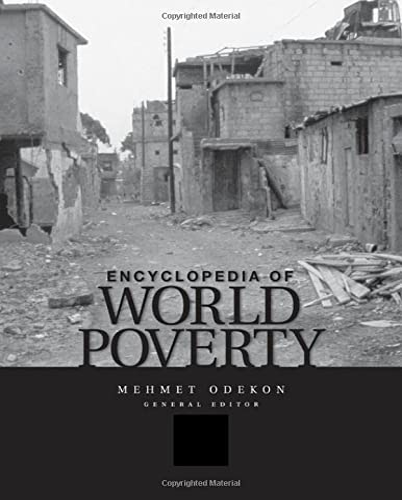 Encyclopedia of World Poverty, 3 Volume Set