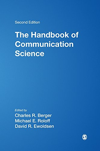 9781412918138: The Handbook of Communication Science