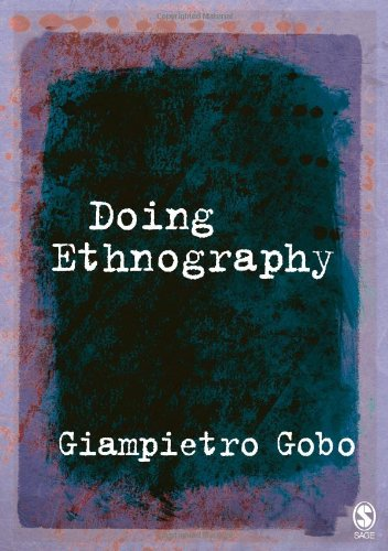 9781412919203: Doing Ethnography (Introducing Qualitative Methods series)