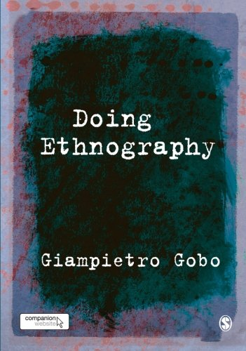 9781412919210: Doing Ethnography (Introducing Qualitative Methods series)