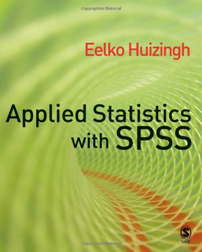 9781412919302: Applied Statistics with SPSS