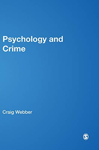 9781412919418: Psychology and Crime (Key Approaches to Criminology)