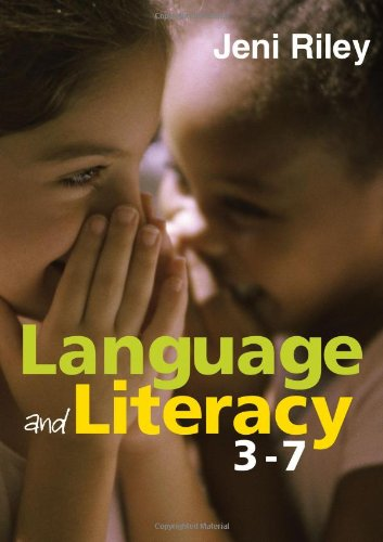 9781412919852: Language and Literacy 3-7: Creative Approaches to Teaching
