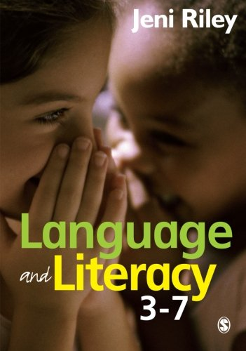 9781412919869: Language and Literacy 3-7: Creative Approaches to Teaching