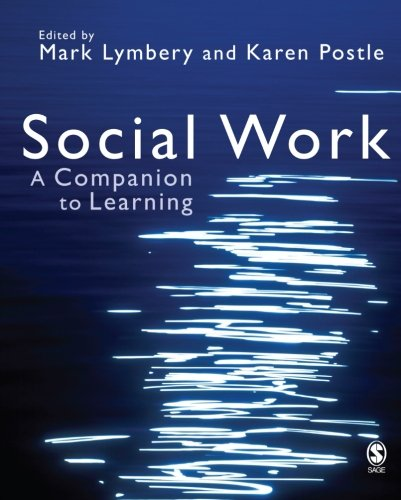 9781412920025: Social Work: A Companion to Learning