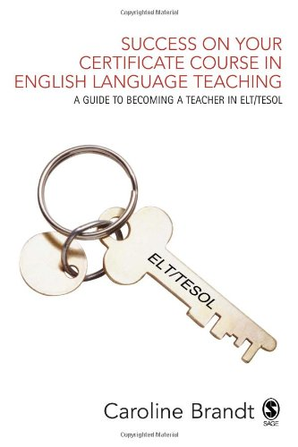 Success on your Certificate Course in English Language Teaching: Caroline Brandt