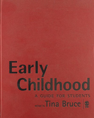 9781412920759: Early Childhood: A Guide for Students