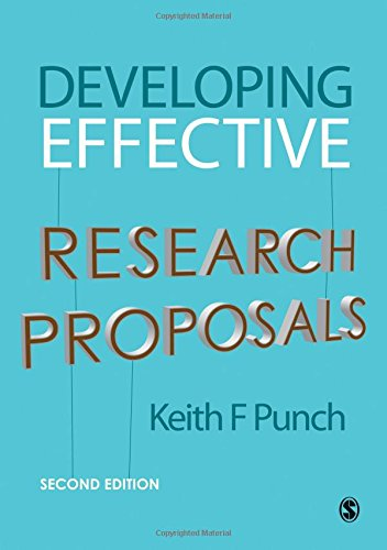 9781412921268: Developing Effective Research Proposals