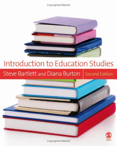 9781412921930: Introduction to Education Studies