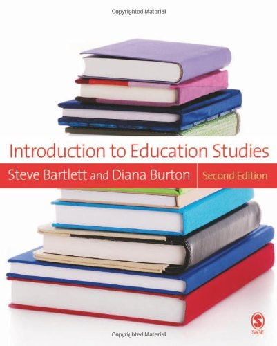 9781412921947: Introduction to Education Studies