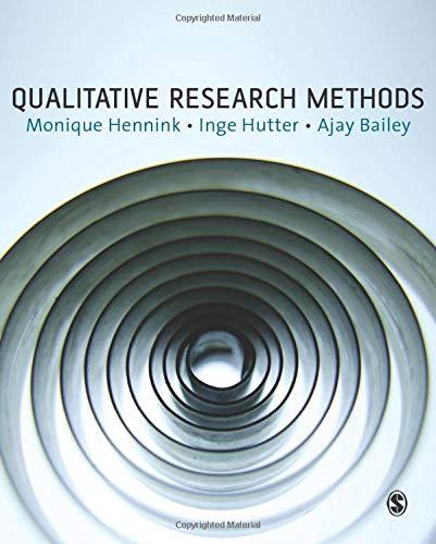 9781412922265: Qualitative Research Methods