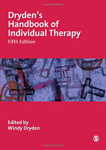 Dryden's Handbook of Individual Therapy, Fifth Edition: Dryden, W.