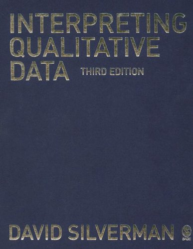 9781412922449: Interpreting Qualitative Data: Methods for Analyzing Talk, Text and Interaction