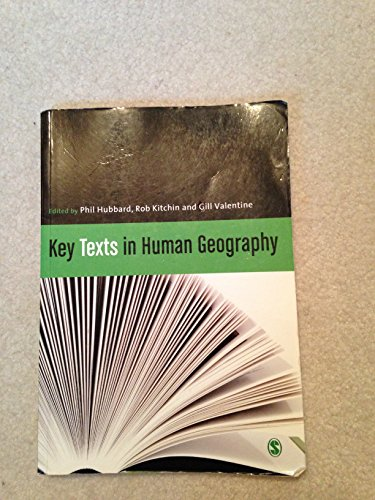 9781412922609: Key Texts in Human Geography