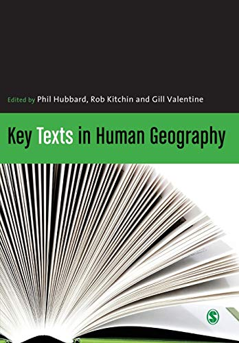 9781412922616: Key Texts in Human Geography