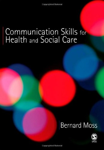 9781412922852: Communication Skills for Health and Social Care