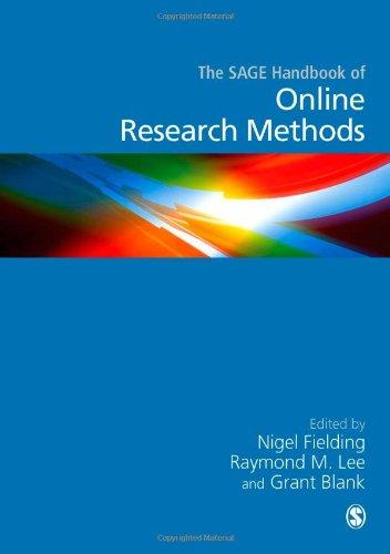 9781412922937: The SAGE Handbook of Online Research Methods: 0
