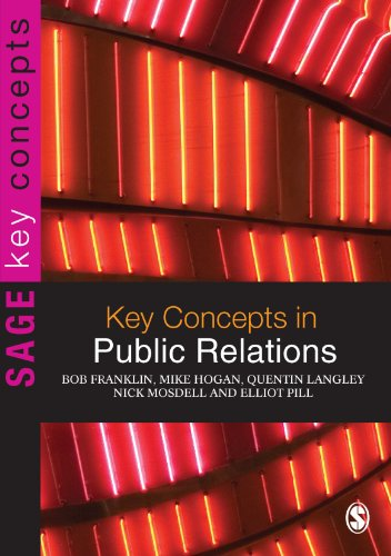 9781412923194: Key Concepts in Public Relations (SAGE Key Concepts series)