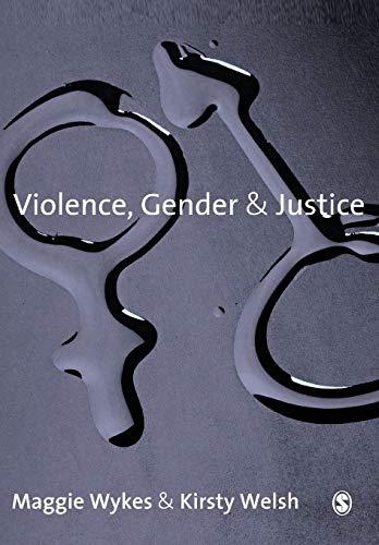 9781412923378: Violence, Gender and Justice