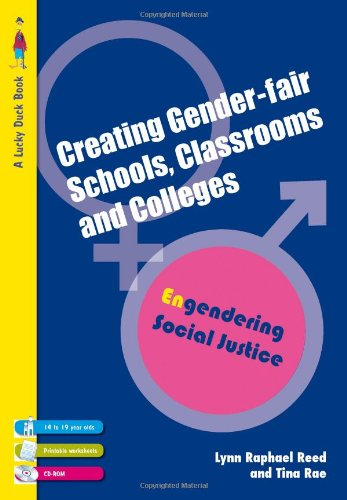 9781412923583: Creating Gender-Fair Schools, Classrooms and Colleges: Engendering Social Justice For 14 to 19 year olds (Lucky Duck Books)