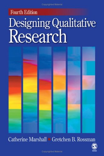 9781412924887: Designing Qualitative Research