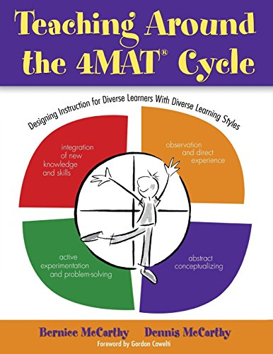 9781412925303: Teaching Around the 4MAT® Cycle: Designing Instruction for Diverse Learners with Diverse Learning Styles