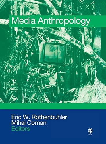 9781412925556: Media Anthropology