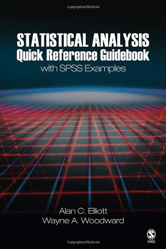 9781412925600: Statistical Analysis Quick Reference Guidebook: With SPSS Examples