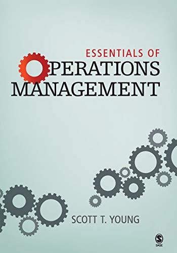 9781412925709: Essentials of Operations Management