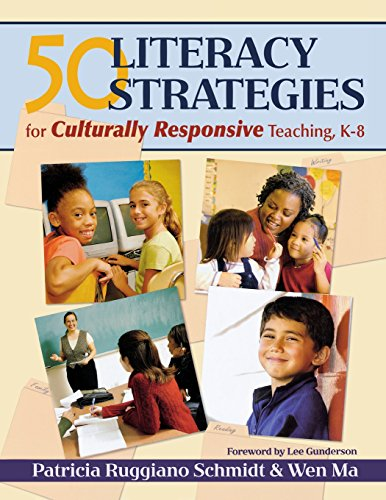 9781412925723: 50 Literacy Strategies for Culturally Responsive Teaching, K-8