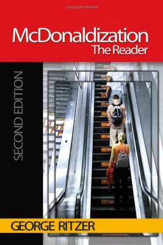 9781412926003: McDonaldization: The Reader