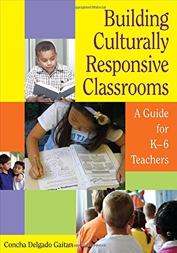 9781412926195: Building Culturally Responsive Classrooms: A Guide for K-6 Teachers