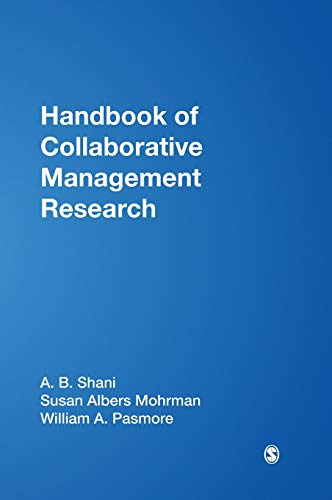 9781412926249: Handbook of Collaborative Management Research