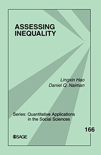 9781412926294: Assessing Inequality (Quantitative Applications in the Social Sciences)