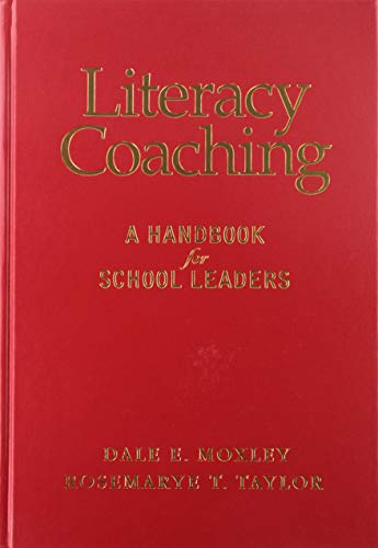 9781412926324: Literacy Coaching: A Handbook for School Leaders