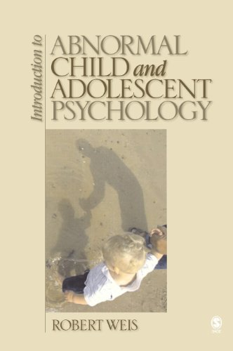 9781412926577: Introduction to Abnormal Child and Adolescent Psychology