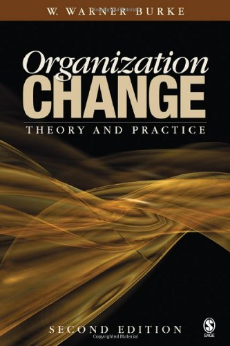 9781412926706: Organization Change: Theory and Practice