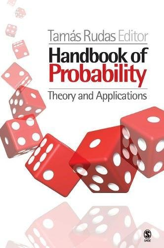 9781412927147: Handbook of Probability: Theory and Applications