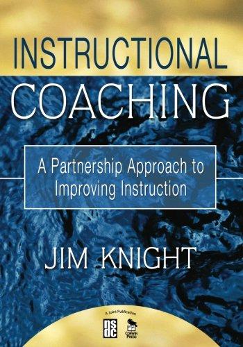 9781412927246: Instructional Coaching: A Partnership Approach to Improving Instruction