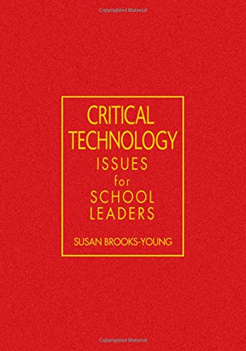 9781412927291: Critical Technology Issues for School Leaders