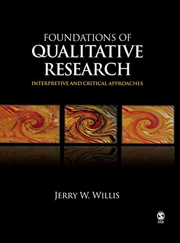 9781412927406: Foundations of Qualitative Research: Interpretive and Critical Approaches