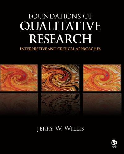 9781412927413: Foundations of Qualitative Research: Interpretive and Critical Approaches
