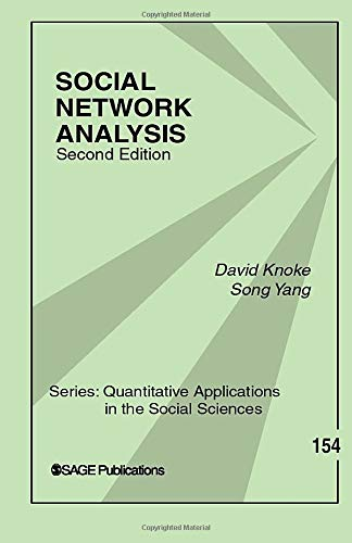 9781412927499: Social Network Analysis (Quantitative Applications in the Social Sciences)